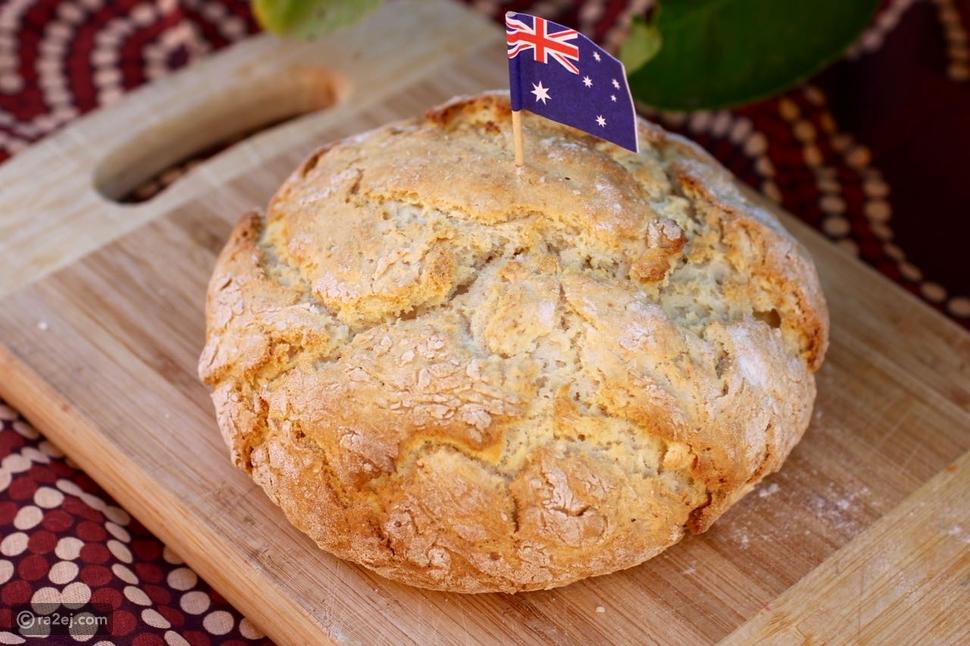 خبز الدامبر من استراليا