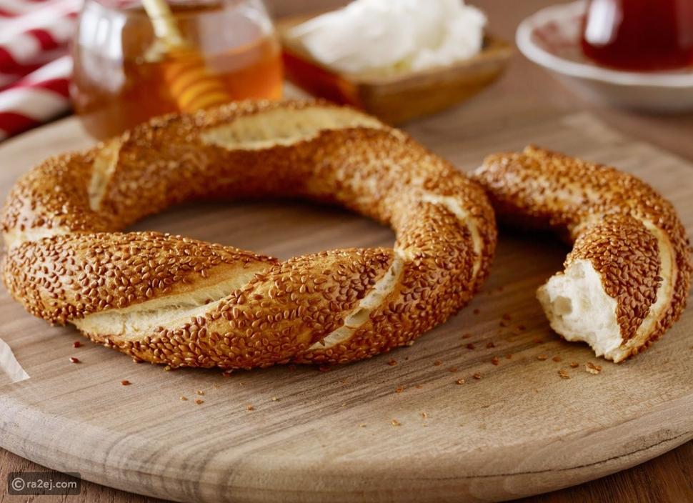 خبز السميط من تركيا