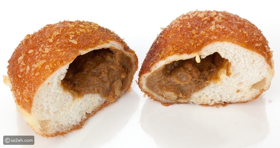 خبز كاري بان من اليابان