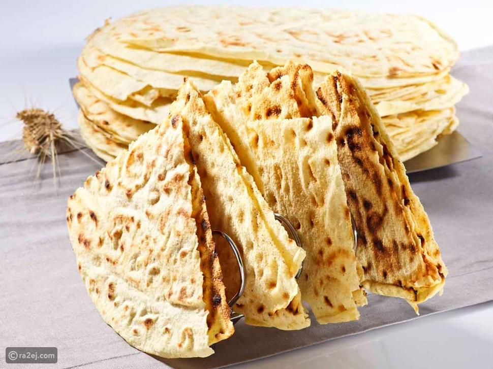 خبز بان كاراساو من ساردينيا