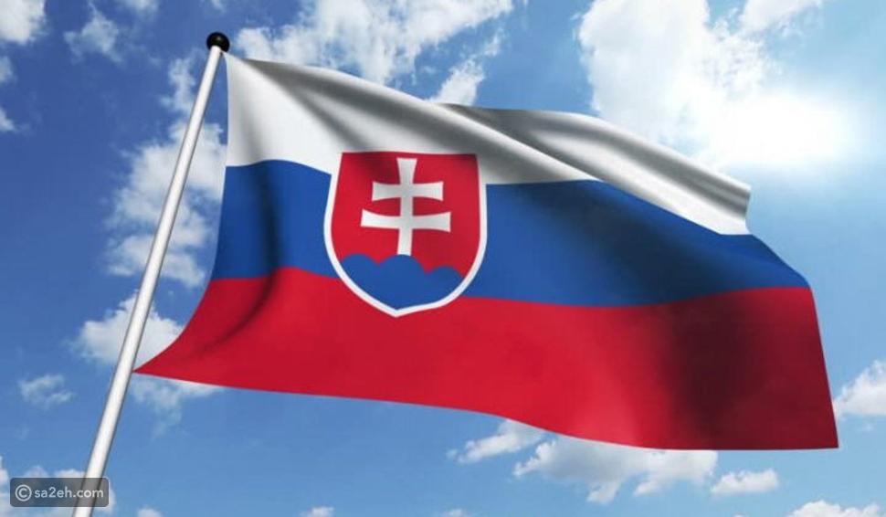 علم سلوفاكيا: