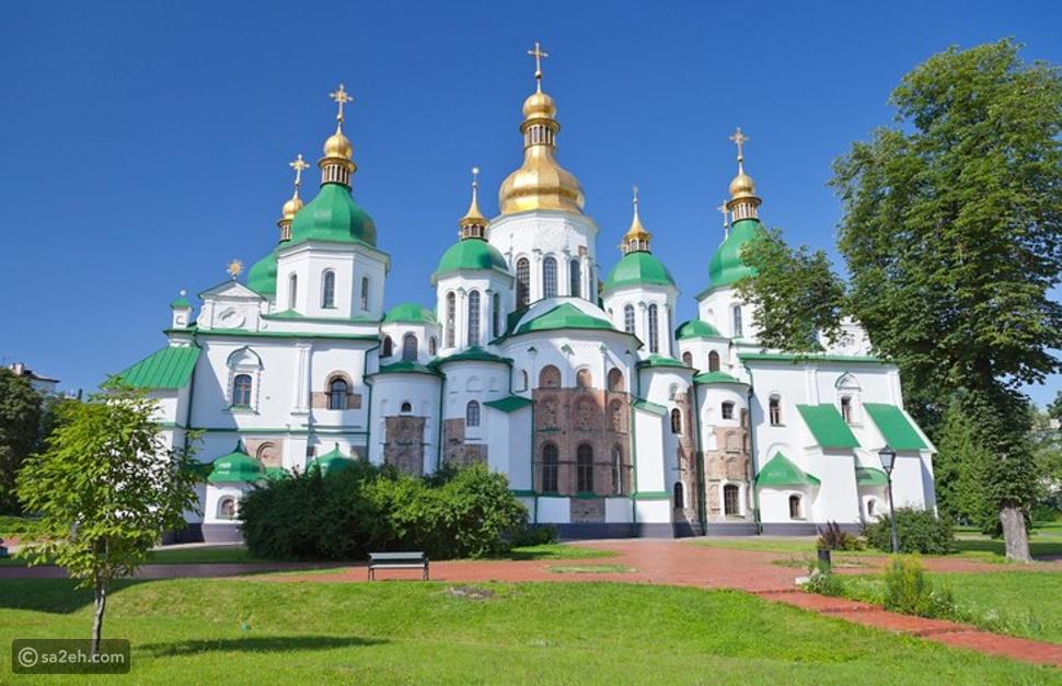 السياحة في كييف