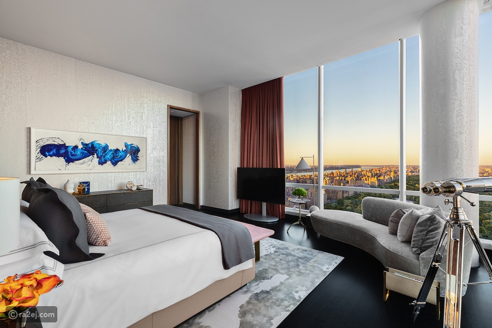الأول من نوعه في العالم فندق بارك حياة نيويورك يفتتح جناح مانهاتن سكاي