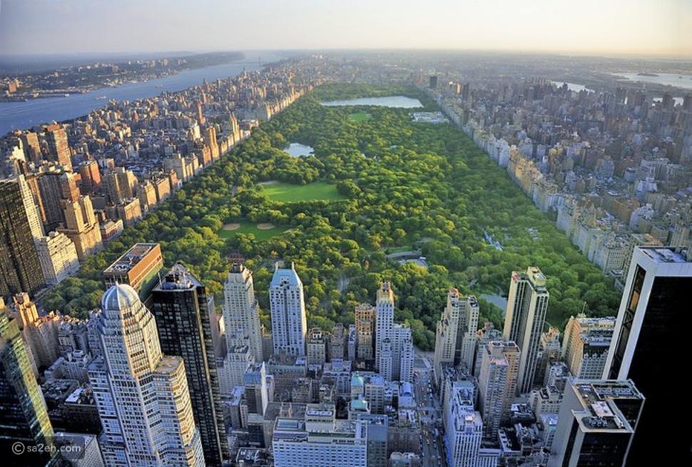 مدينة نيويورك في الولايات المتحدة الأمريكية: