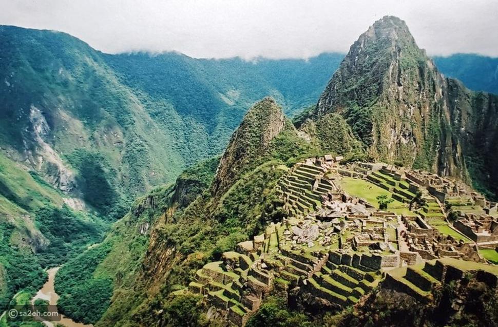 ماتشو بيتشو في بيرو: