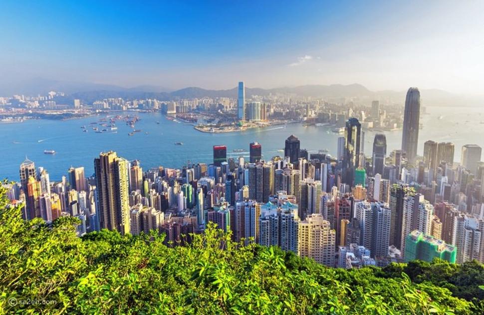 هونغ كونغ في الصين: