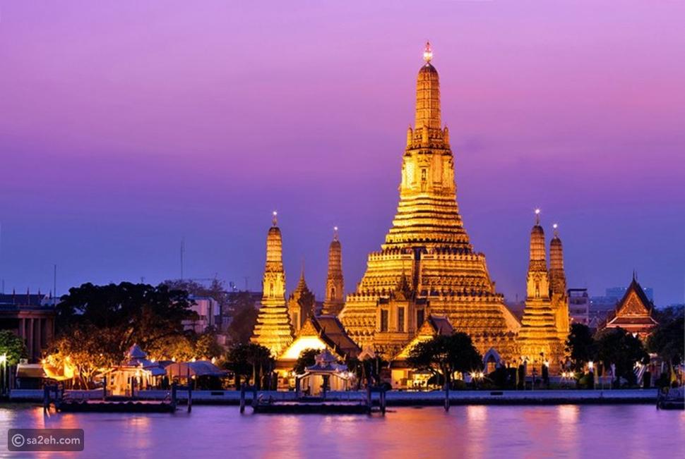 بانكوك في تايلاند: