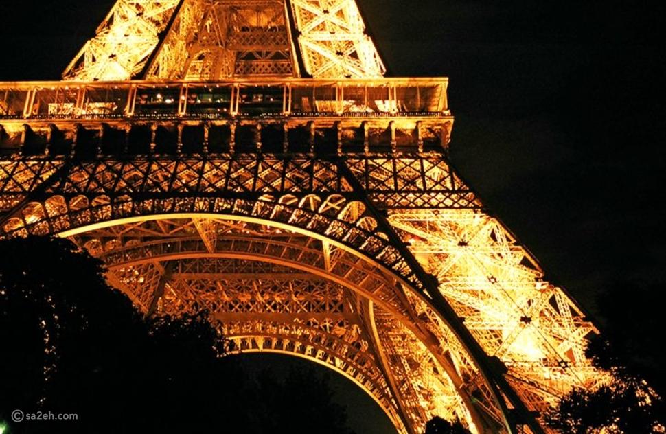 برج إيفل في باريس: