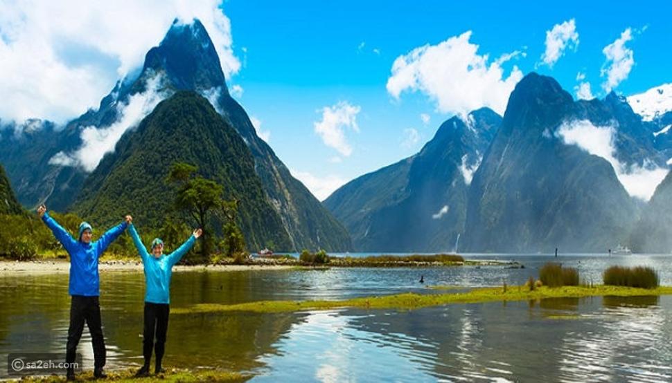 الجزيرة الجنوبية في نيوزيلندا: