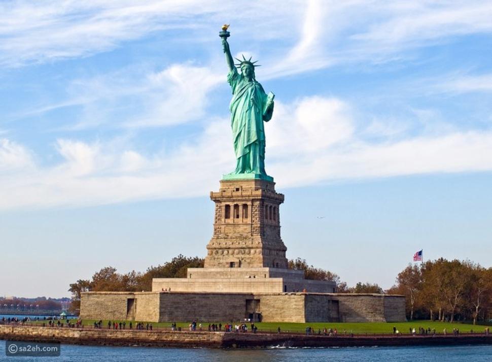 تمثال الحرية في نيويورك: