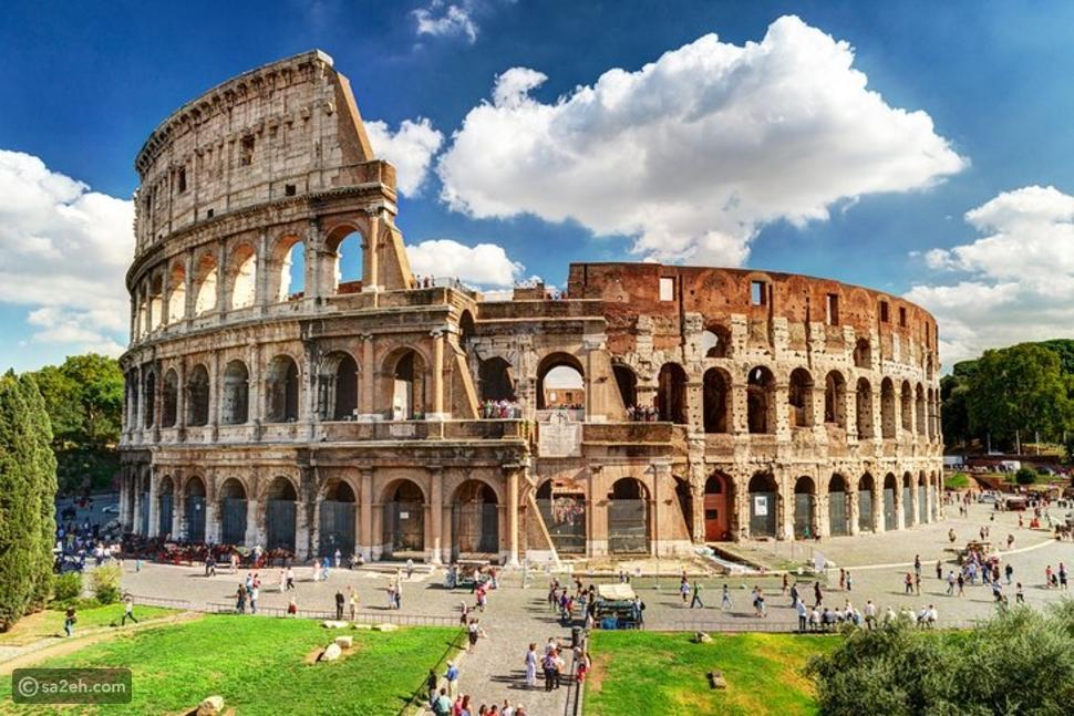 الكولوسيوم في روما: