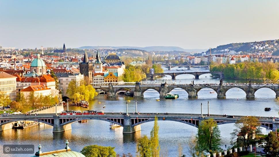 السياحة في الخريف، براغ-التشيك