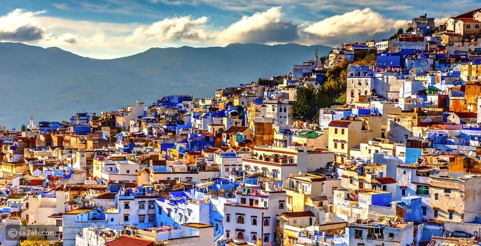 السياحة في الخريف، المغرب