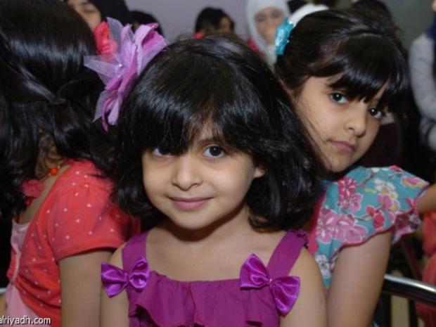 فرحة أطفال السعودية بعيد الأضحى