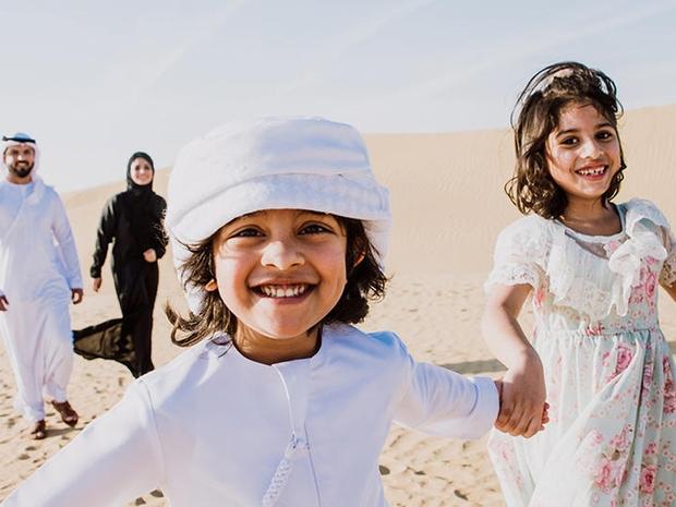 العيد وفسحة في البر رائعة للاحتفال مع الأسرة في العيد