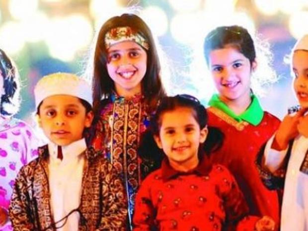 احتفالات عيد الأضحى وفرحة الأطفال