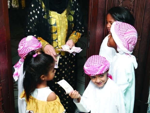 نصائح للأطفال قبل الذهاب إلى اللعب خلال أيام العيد