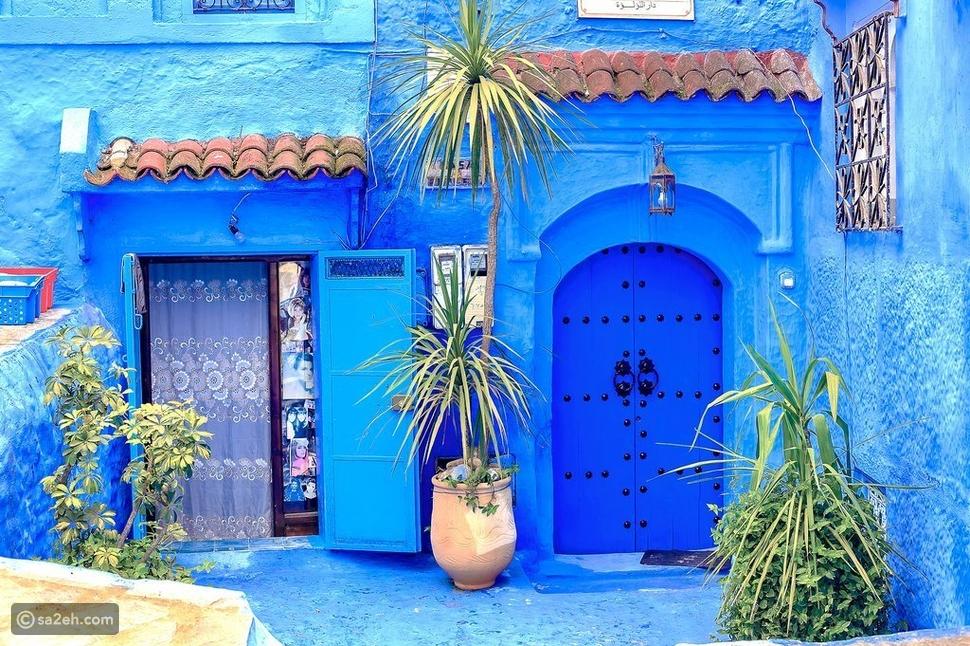 مدينة شفشاون أجمل مدينة في المغرب