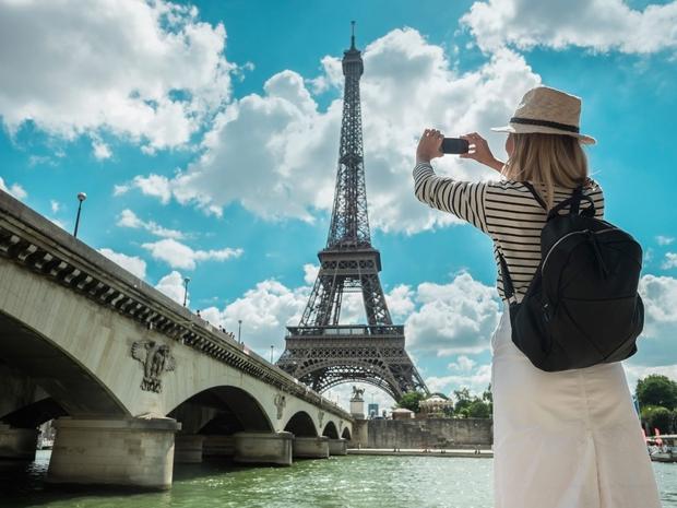 قضاء أسبوع في فرنسا كسائح وأماكن سفر السعوديين