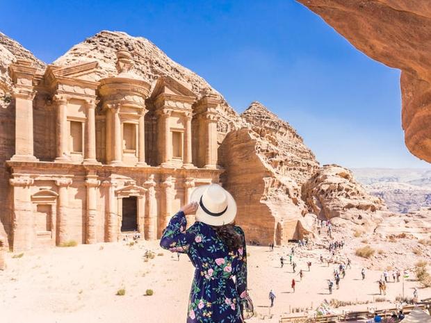 أماكن الفسح للسعوديين في الأردن