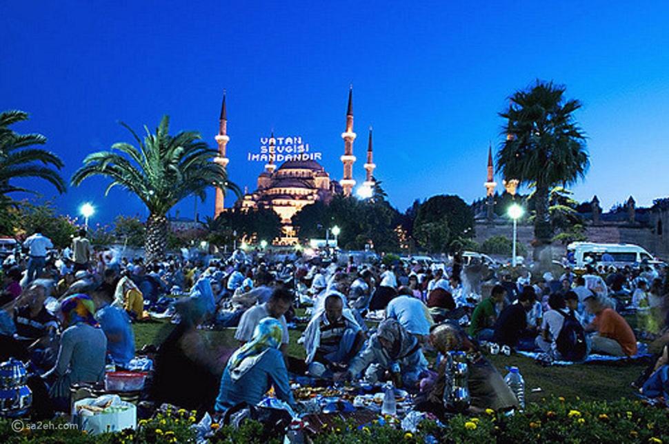اسطنبول في رمضان