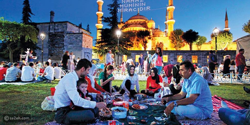 تركيا في رمضان