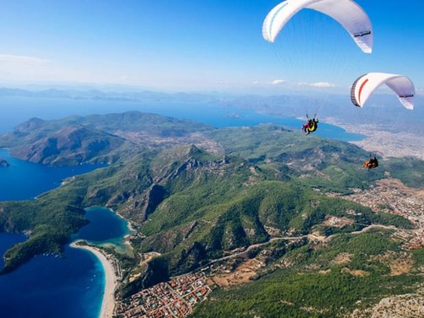 أبرز النشاطات السياحية في فتحية التركية