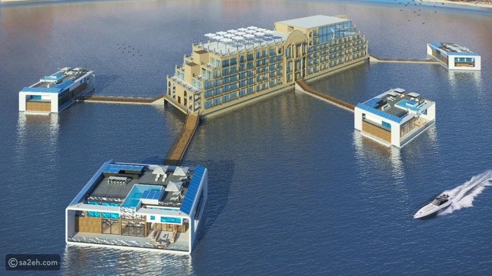 بيع منزل عائم في دبي بـ20 مليون درهم: قمة الرفاهية