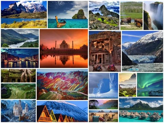 أروع الأماكن حول العالم تستحق أن تكون وجهتك السياحية القادمة