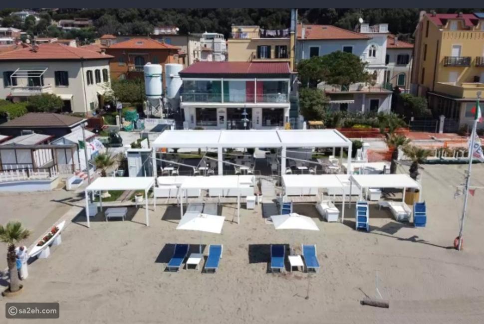 رغم كورونا: شواطئ إيطاليا تستعد لاستقبال الصيف بهذه الطريقة