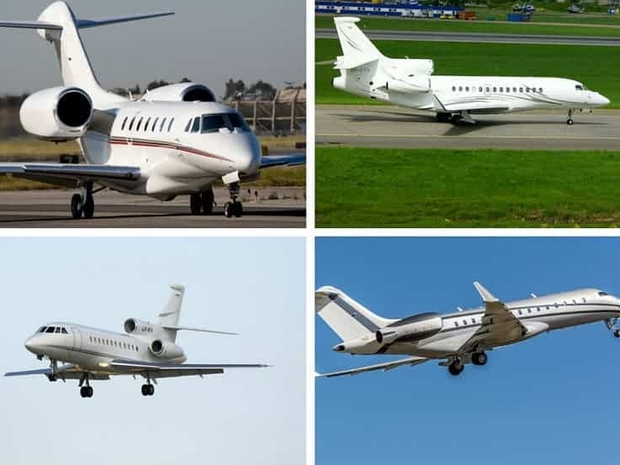 Fastest Private Jets june