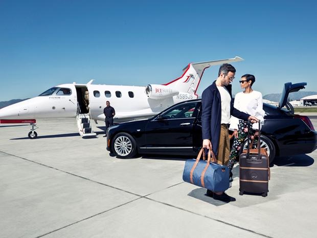 طائرات من طراز خاص لكبار الشخصيات ورجال الأعمالJetSuite