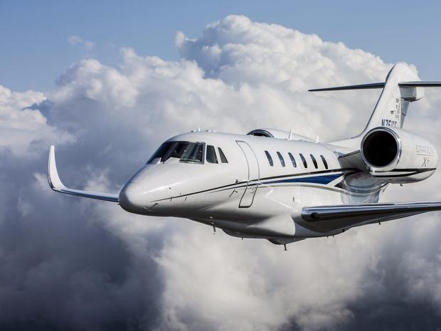 أسرع طائرات لرجال الأعمال في العالم