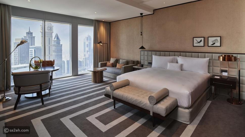 افتتاح والدورف أستوريا في مركز دبي المالي العالمي