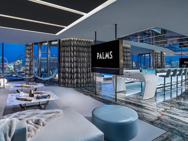 Palms Resort Sky Villa  فلل لأروع إقامة في رحلة أحلامك