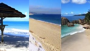 الشواطئ الأفضل في العالم