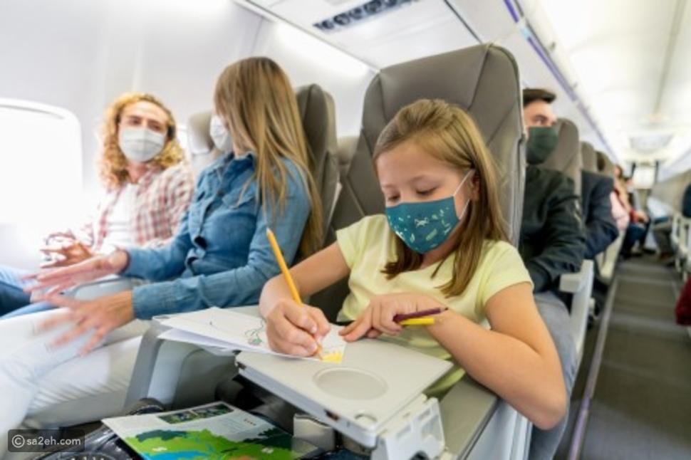 قواعد لسفر الأطفال على متن الطائرة وما هي الأشياء المهمة لهم عند السفر