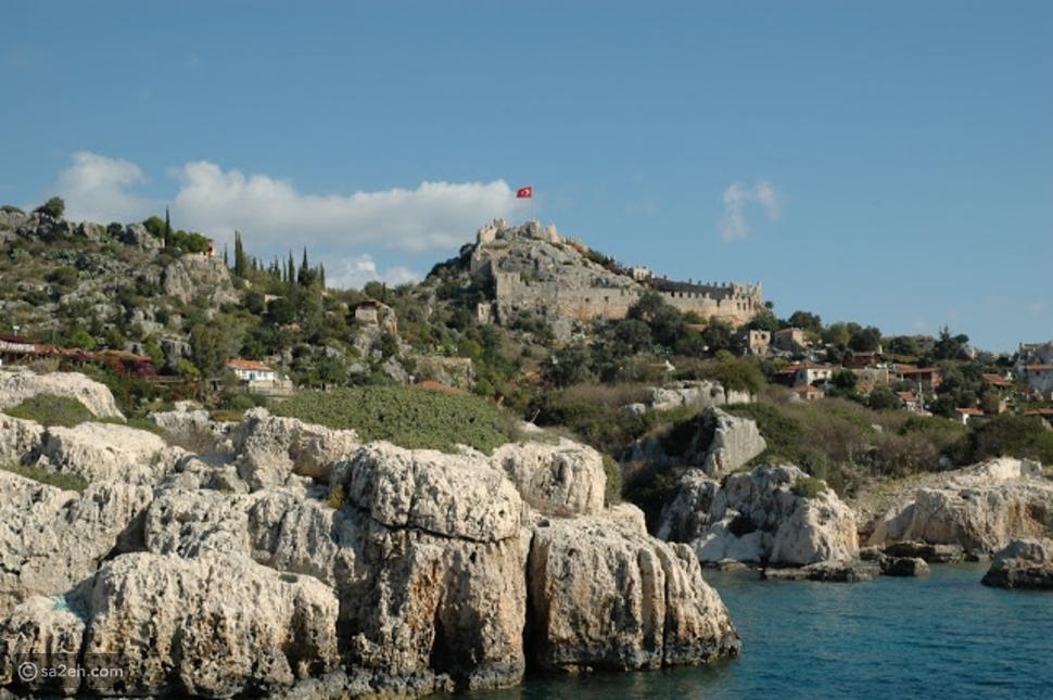 القلعة التركية: