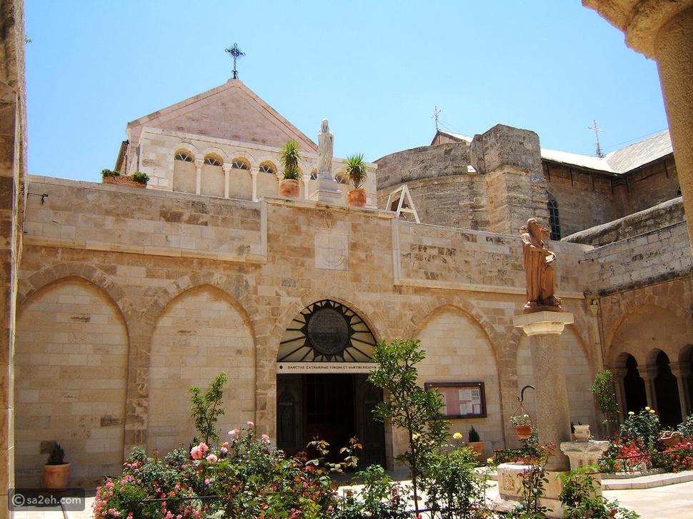 كنيسة المهد ومغارة ميلاد السيد المسيح