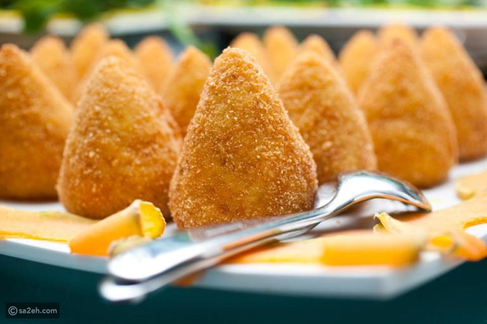 أرنشيني: أكلة إيطالية ذات أصول عربية هل تجربها؟