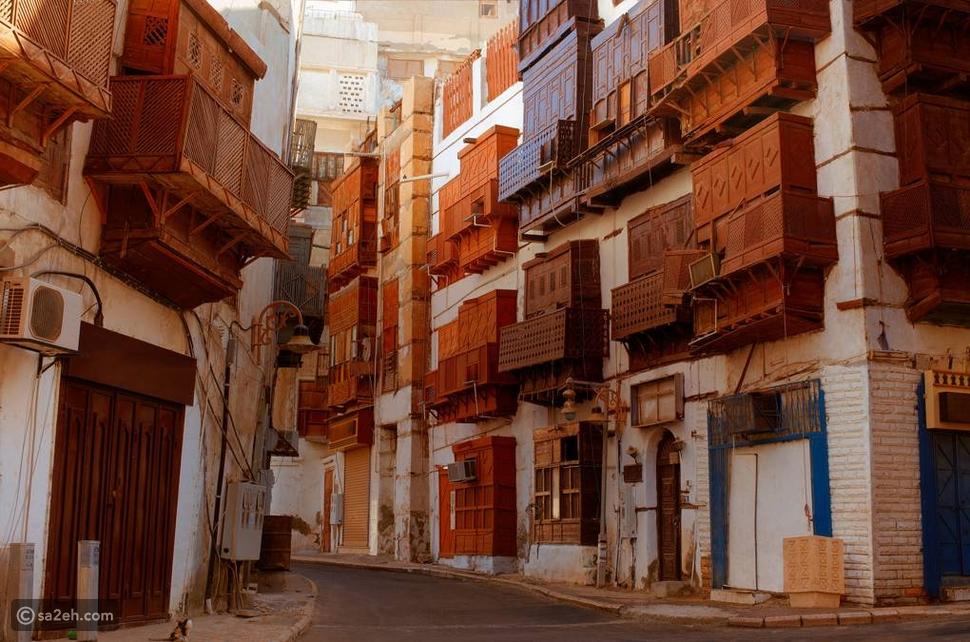 مدينة جدة أجمل مدينة في السعودية