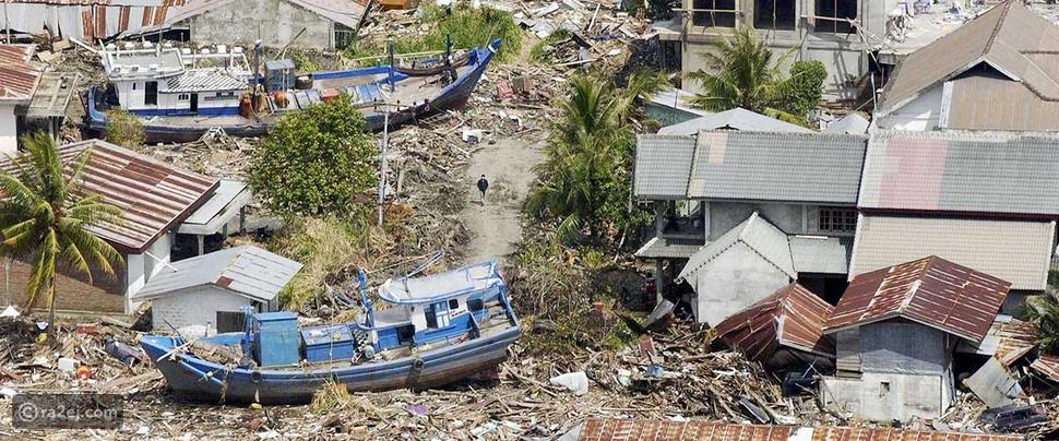 اليوم العالمي للتوعية بأمواج تسونامي 5 تشرين الثاني/نوفمبر