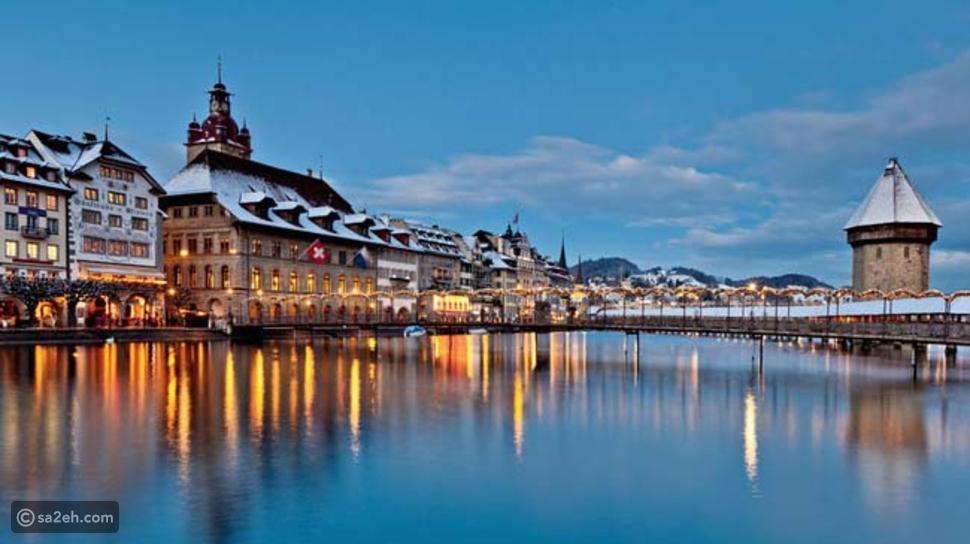 أجمل مناطق سويسرا لشهر العسل