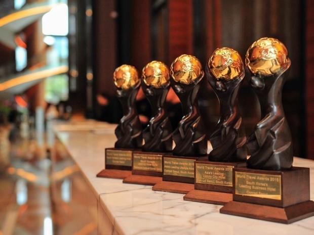 حفل توزيع جوائز الشرق الأوسط في أبو ظبي