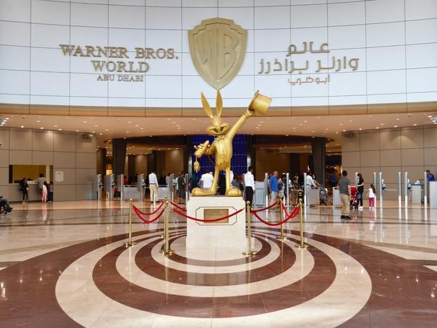 وارنر بروبرز أول منتزه عالمي لعلامة