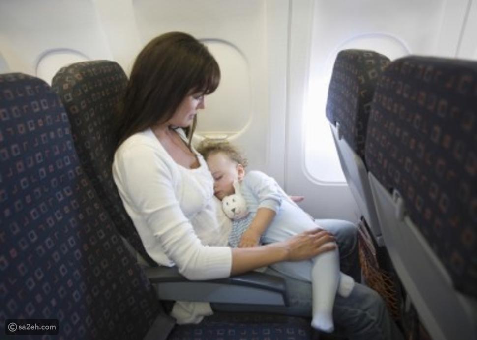 أطفالك يزعجونك خلال رحلاتك على الطائرة؟ هذه الخدمة تقدم لك حلاً رائعاً