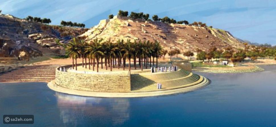 وادي حنيفة بالرياض:
