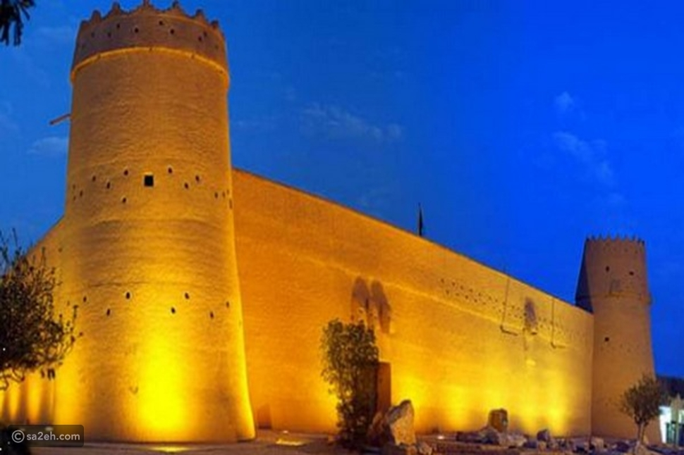 قلعةالمصمك:
