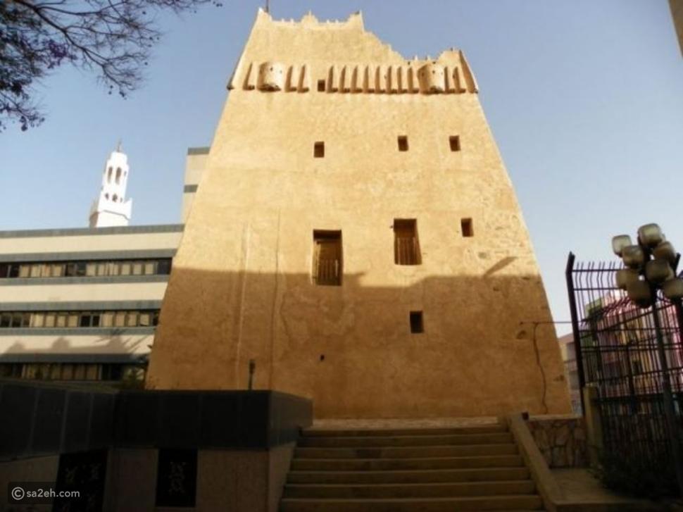 قصر شدا: