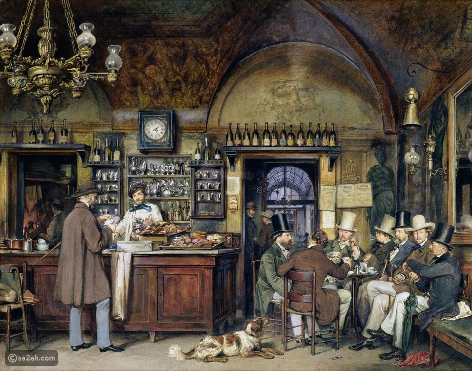 نزاع حول القيمة الإيجارية يهدد مقهى تاريخي في روما بالزوال